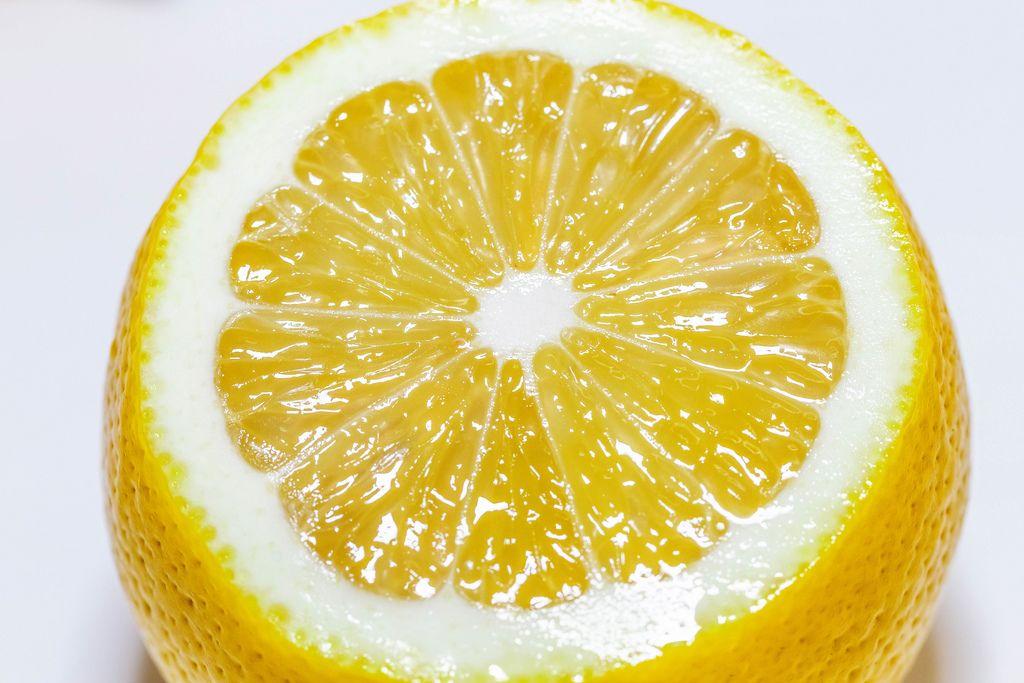 Cut ripe juicy lemon (Flip 2019) (Flip 2019) Flip 2019