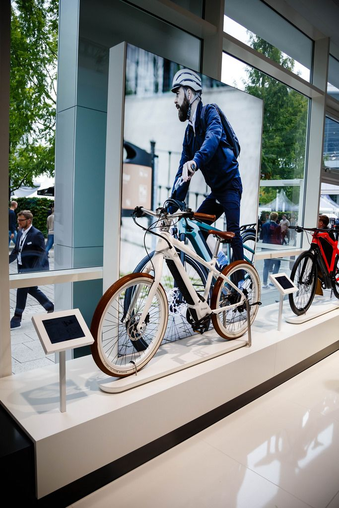 Das Fahrrad - Modell Drive-T von Bulls