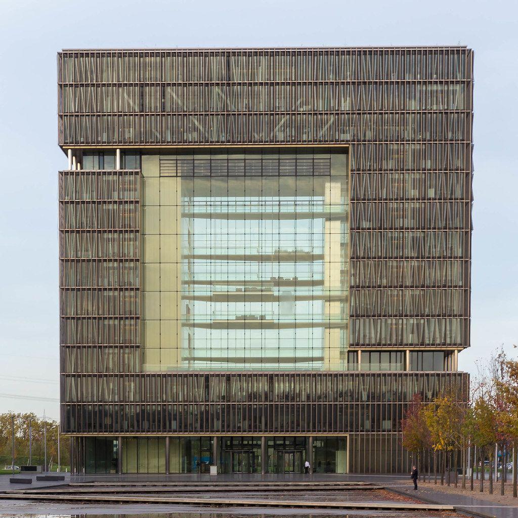 Das Herz der Krupp Stadt: Headquarter von Thyssen Krupp
