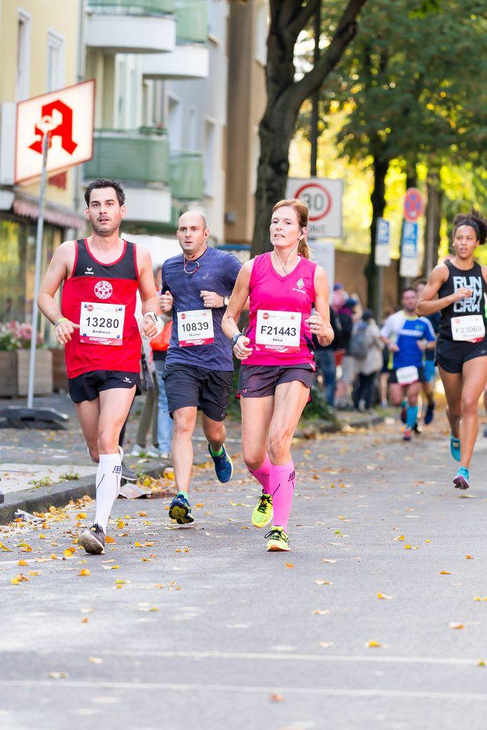 Dasbach Andreas, Sekulla Martin, Franzen Insa, Bowcutt Rowann - Köln Marathon 2017