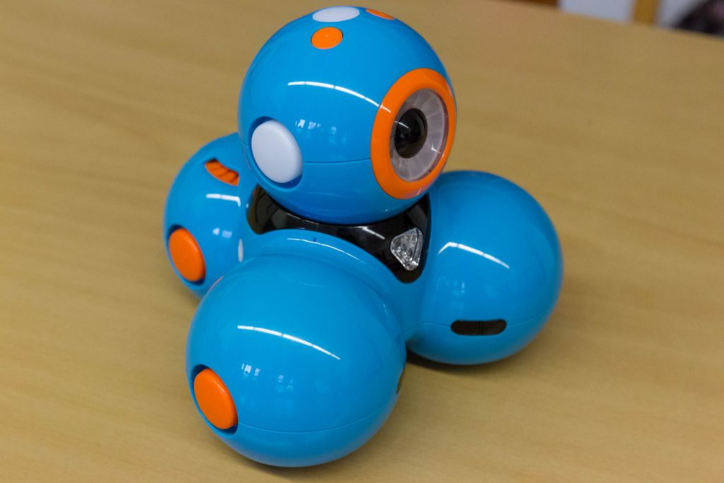 Dash Roboter in blau