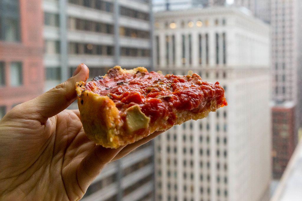 Pizza Erfunden