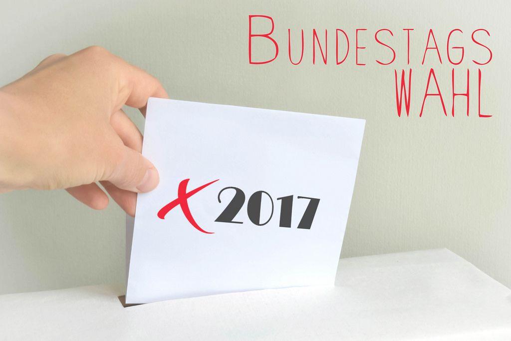 Deine Stimme zählt: Bundestagswahl 2017