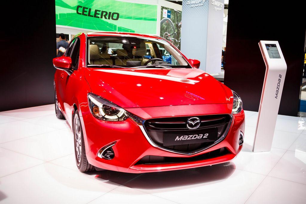 Der neue Mazda 2 bei der IAA 2017 in Frankfurt am Main