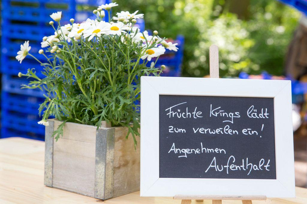 Der neue Wochenmarkt im Stadtwald Köln von Früchte Krings