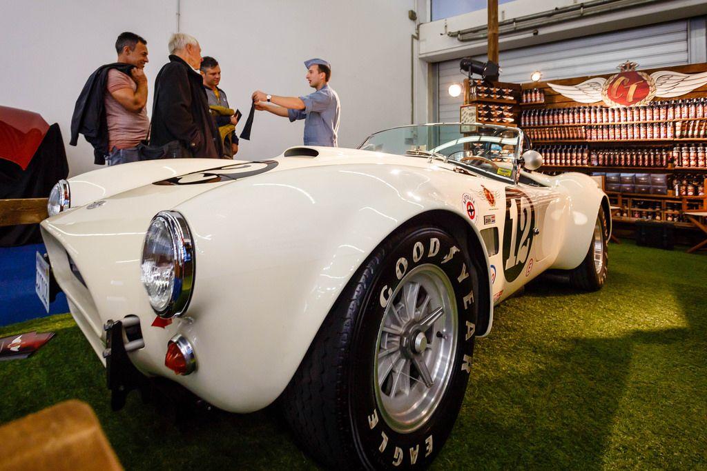 Der Profi von Chem Tools präsentiert Autopflege und Retrolook Produkte
