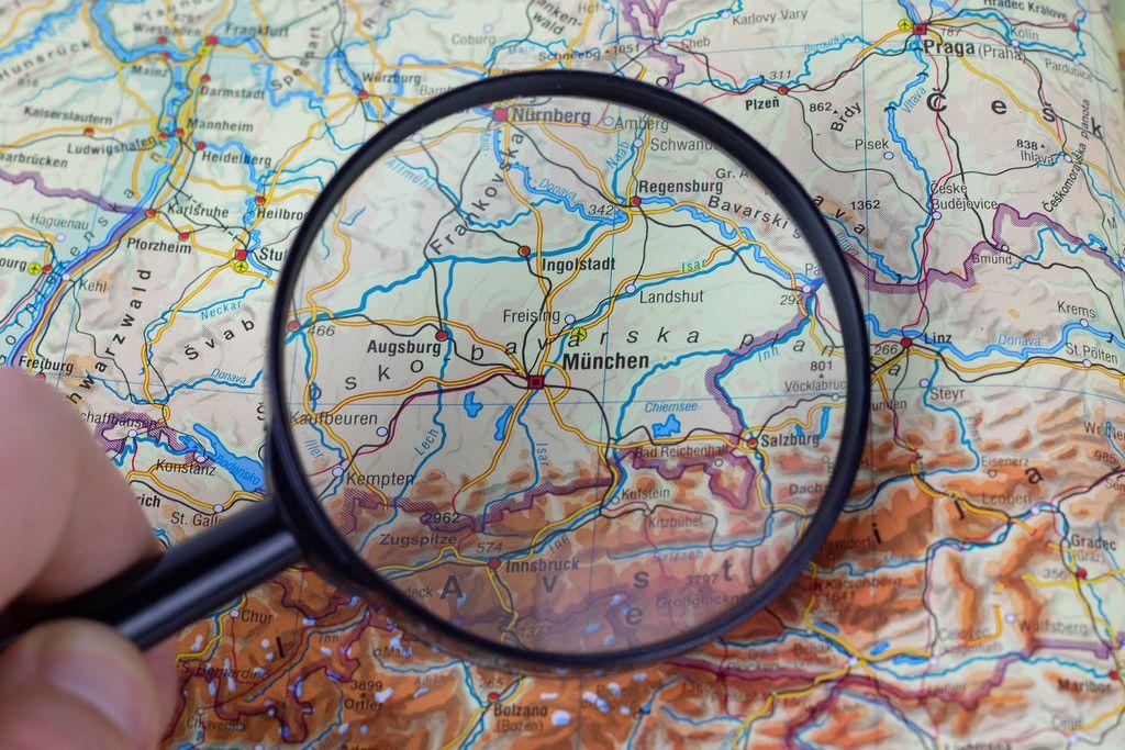 Destination München