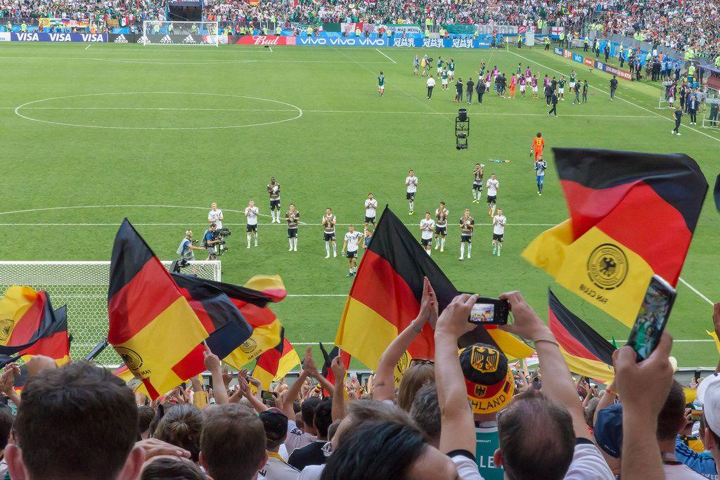 Deutschland Gegen Mexiko 2021