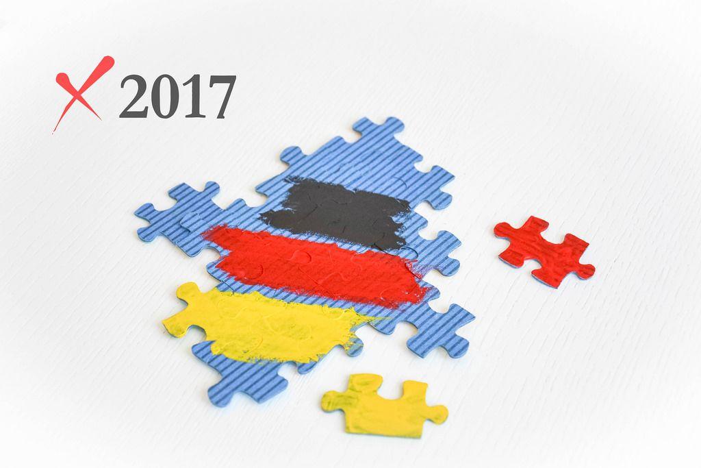 Deutschland-Puzzle
