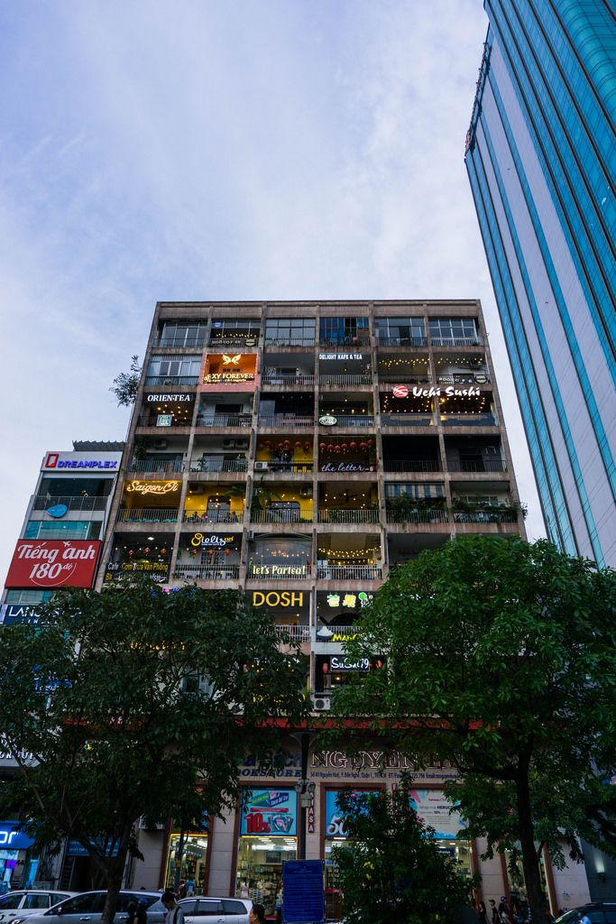 Die Cafe Apartments in Ho Chi Minh City