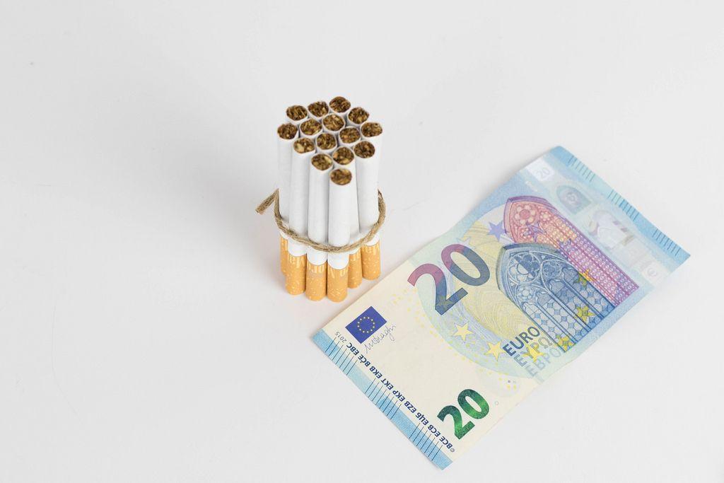 Die hohen Kosten des Tabakrauchens