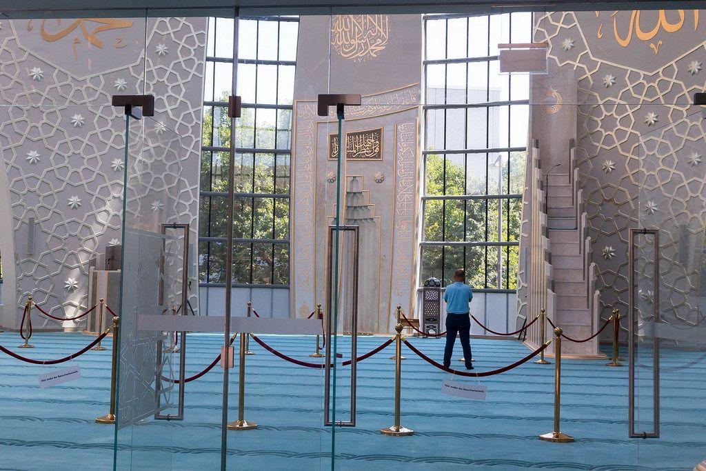 Die Moschee in Ehrenfeld, Köln
