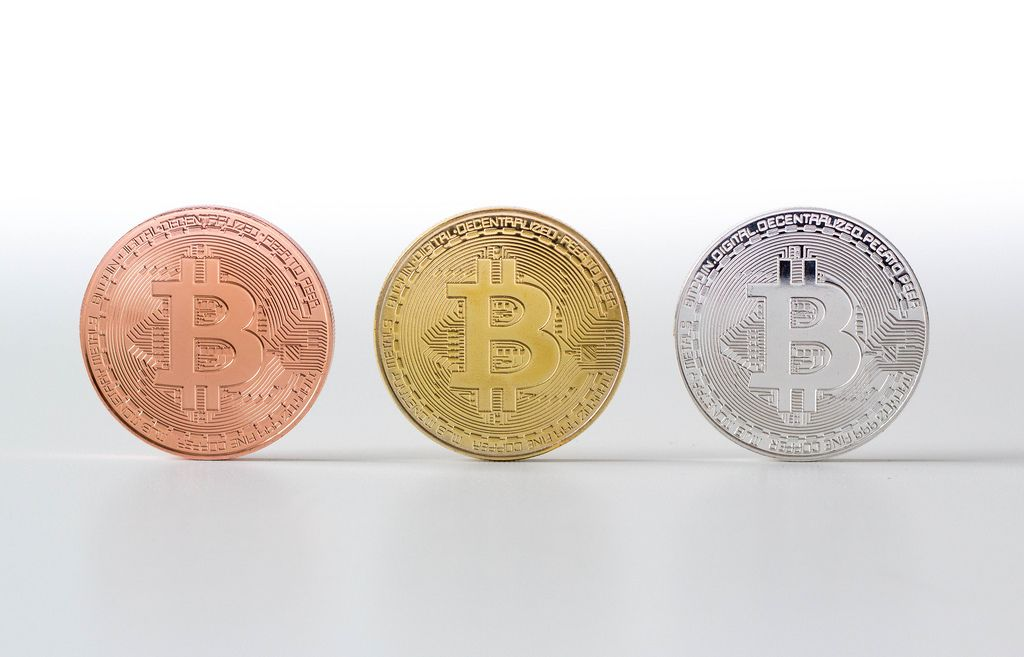 Different Bitcoins