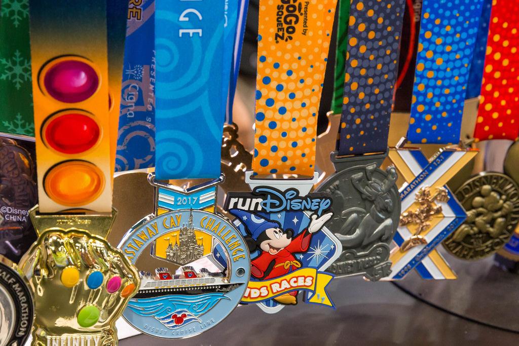 Disney Medals