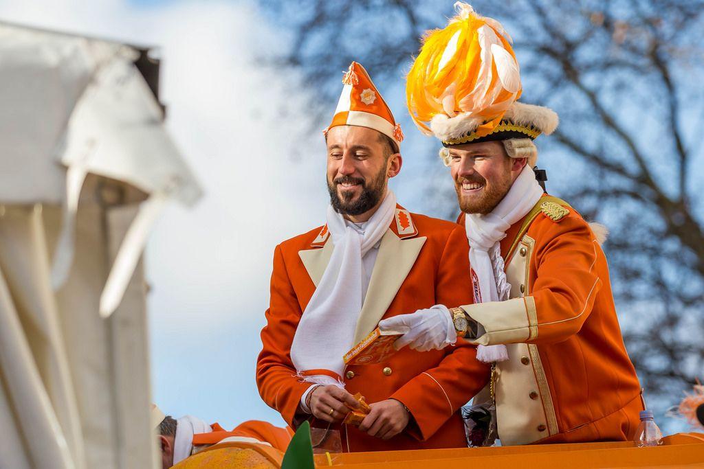 Dominic Maroh und Timo Horn (2018)