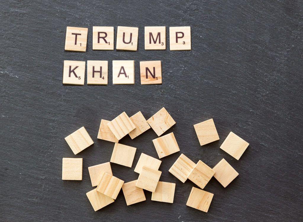 Donald Trump & Sadiq Khan