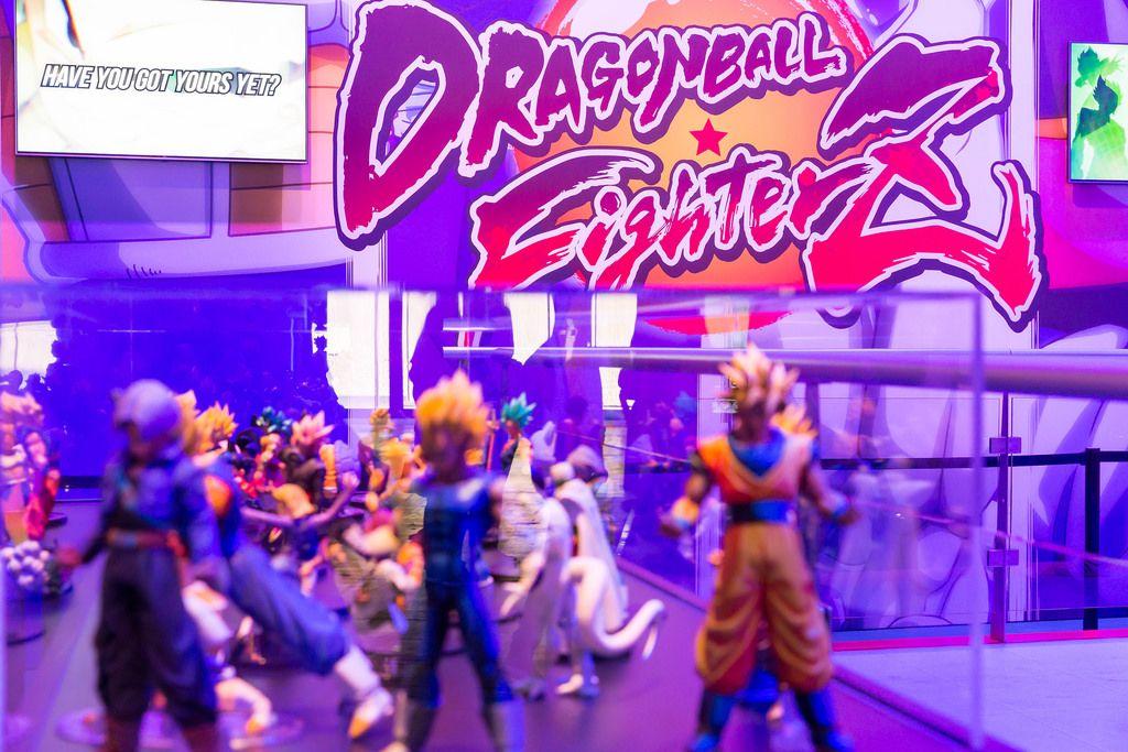Dragonball Fighter Z - Gamescom 2017, Köln
