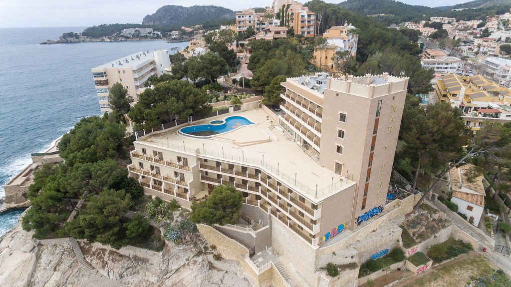 Hotels In Paguera Am Strand