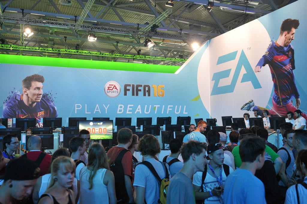 EA: Fifa16