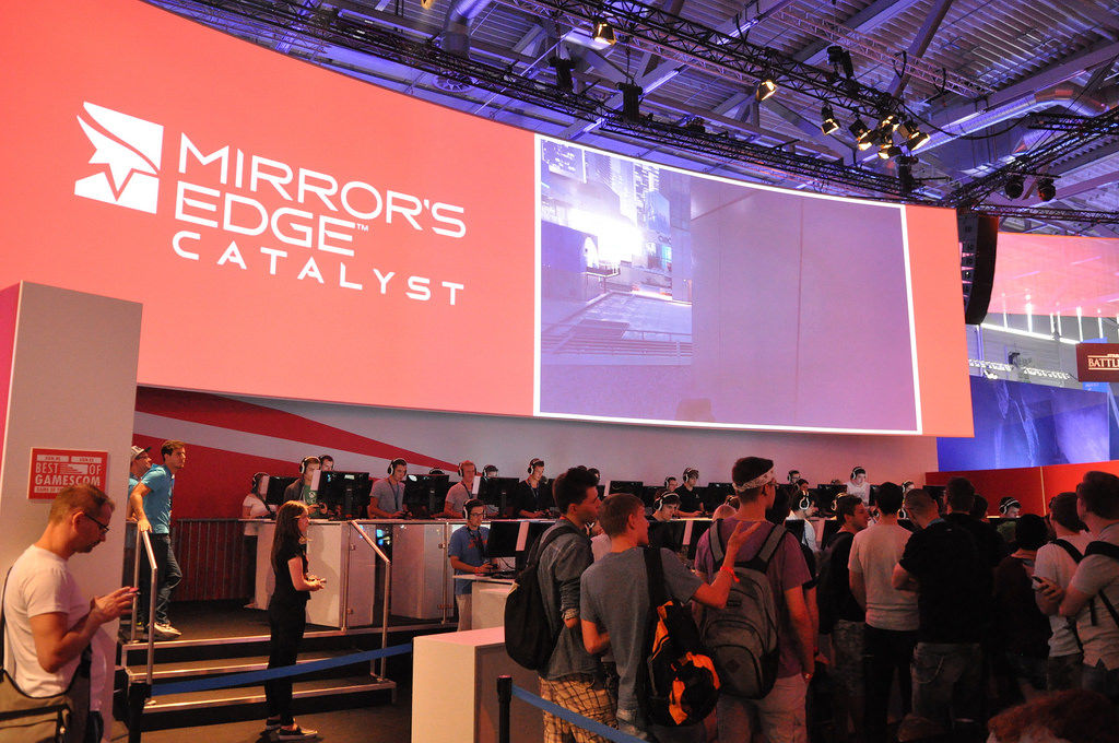 EA: Mirror's Edge Catalyst