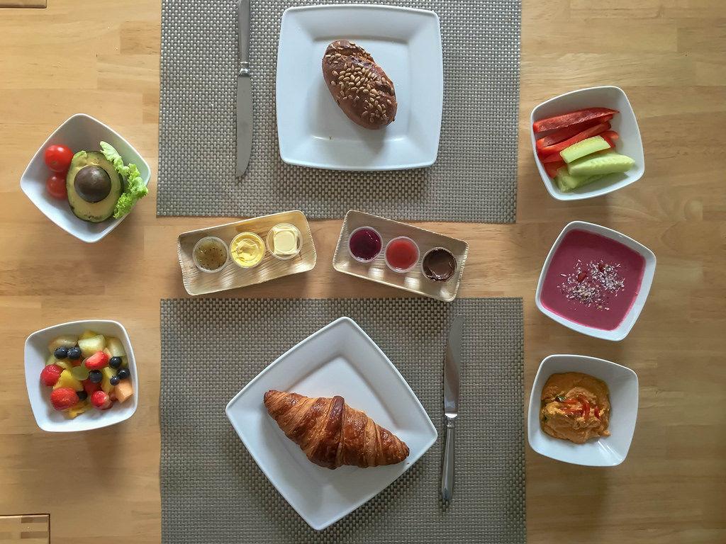 Early Taste Frühstück