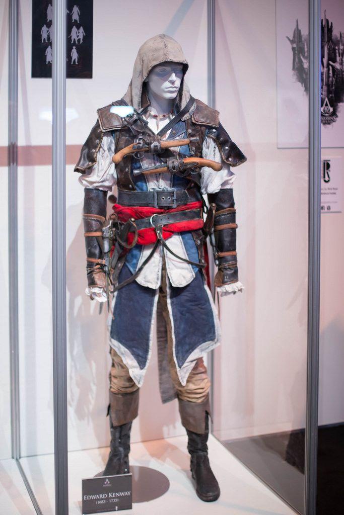 Edward Kenway Cosplay von Assassin's Creed