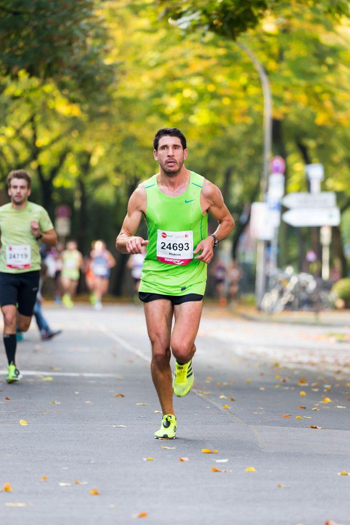 El Makrini Hakim - Köln Marathon 2017