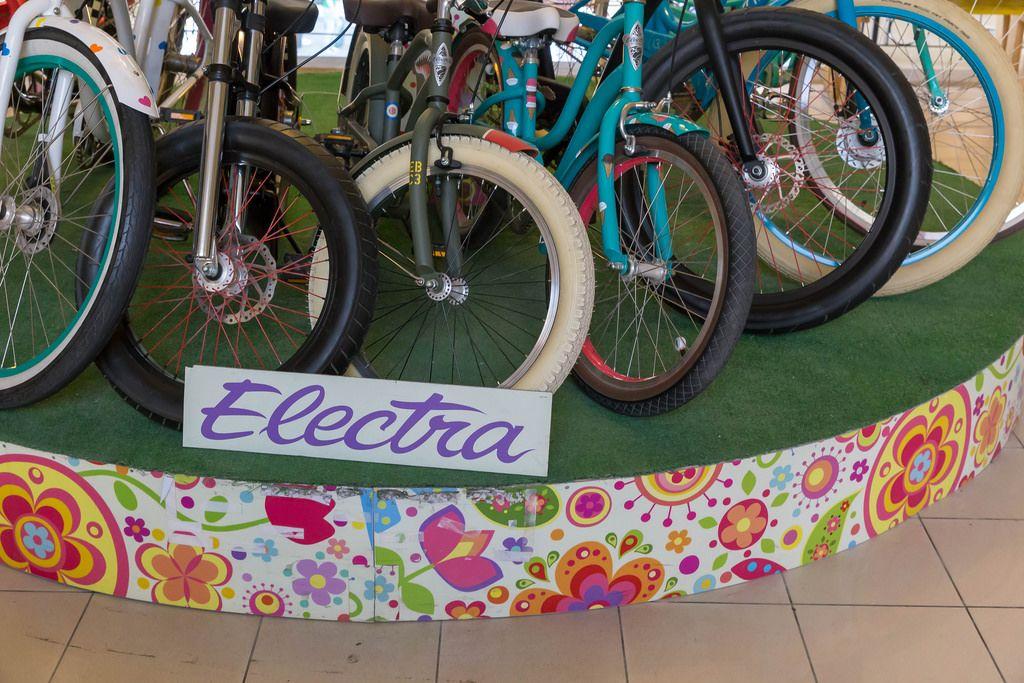 Elektro-Räder von Electra