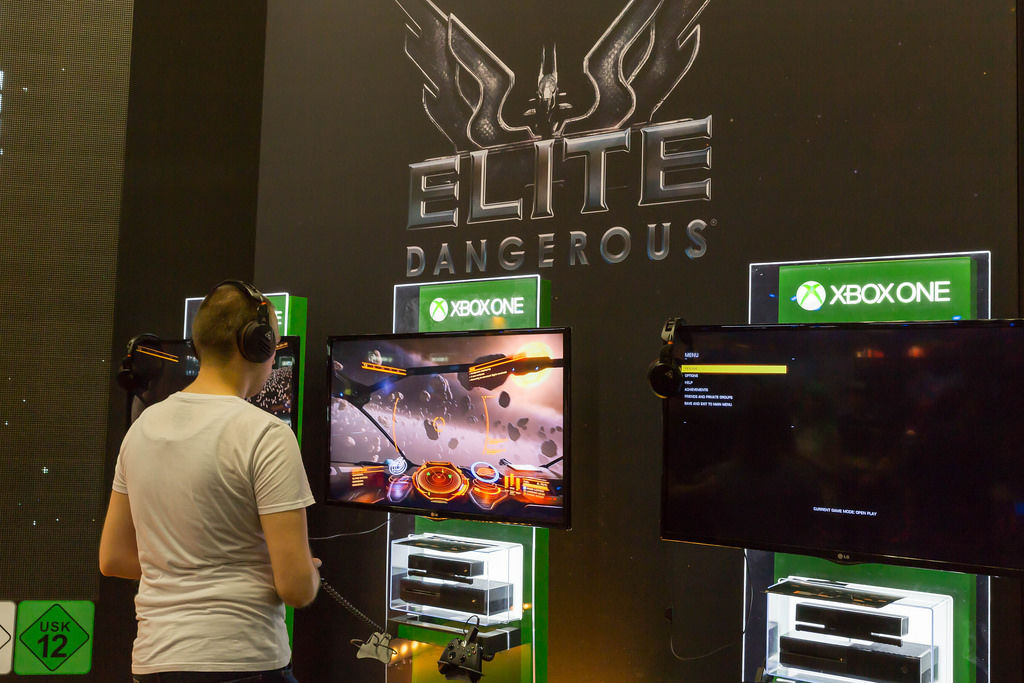 Elite Dangerous für XBOX One