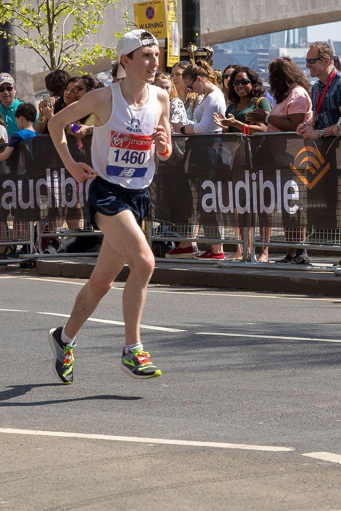 Eoghan Joseph Totten - London Marathon 2018