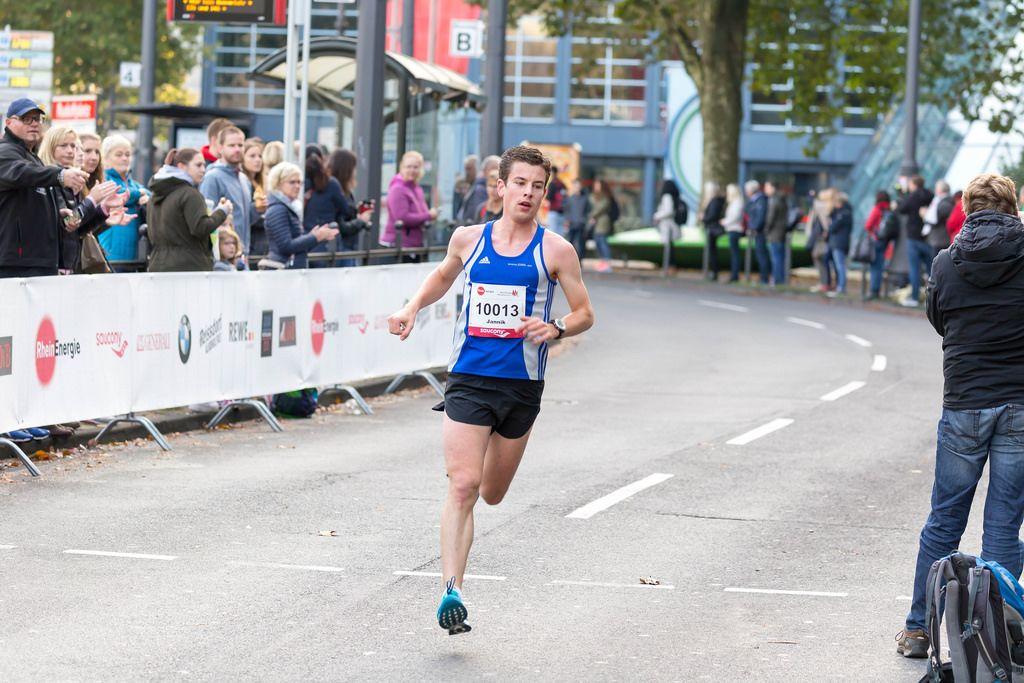 Ernst Jannik - Köln Marathon 2017