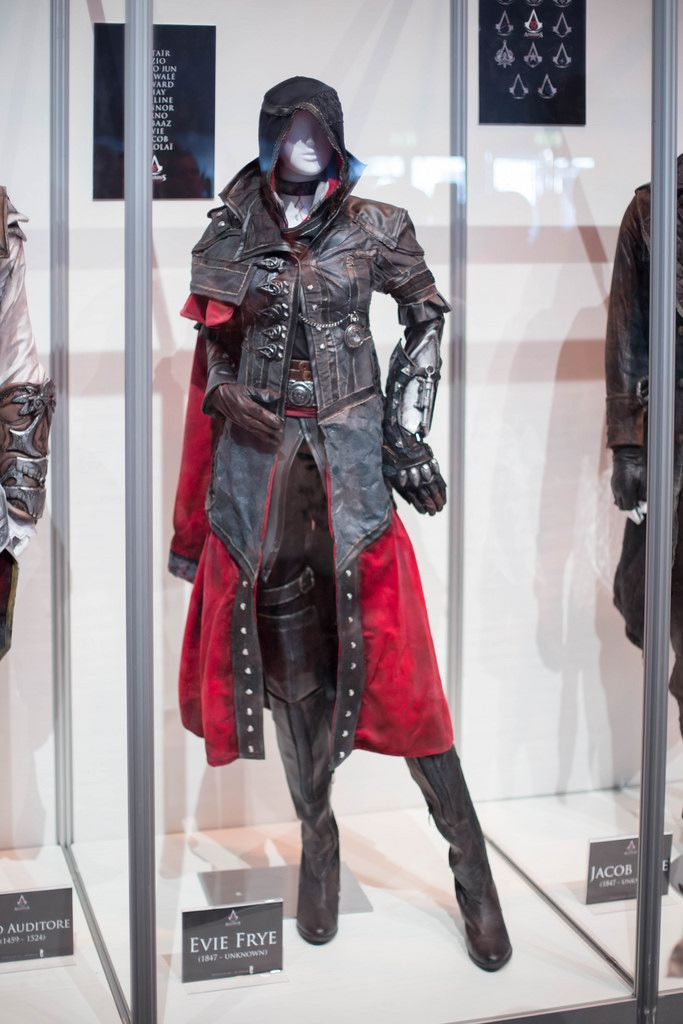Evie Frye Cosplay von Assassin's Creed