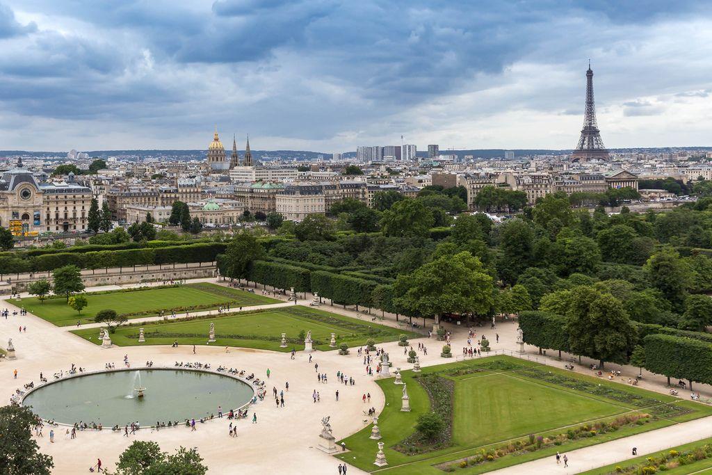 Explosion in Paris am 12.01.2019