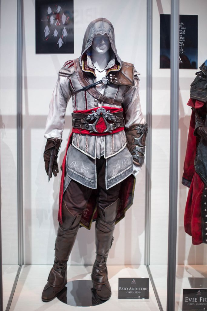 Ezio Auditore Cosplay von Assassin's Creed