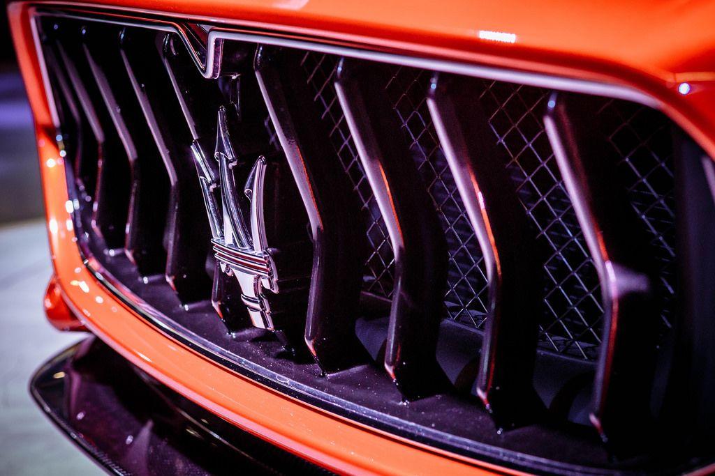 Facelift von der GranTurismo Modelljahr 2018 von Maserati