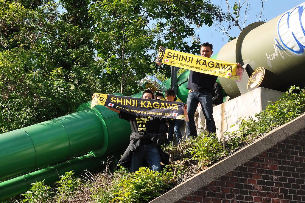 Fans von Shinji Kagawa