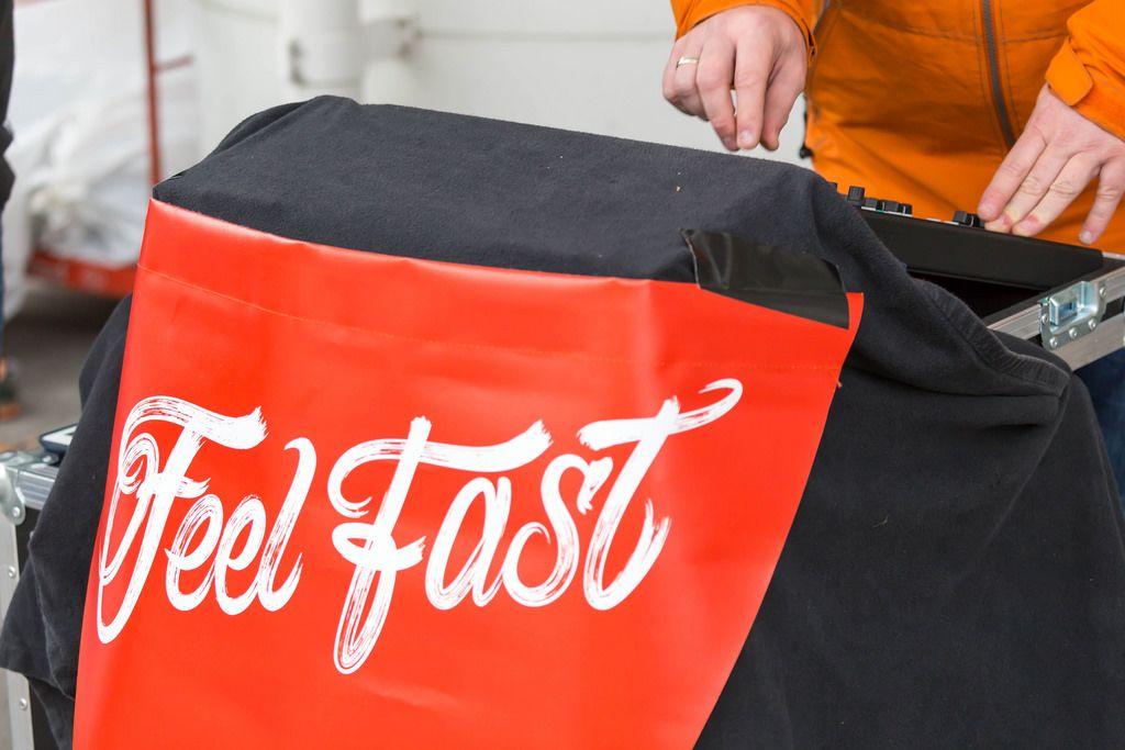 Feel Fast - Frankfurt Marathon 2017