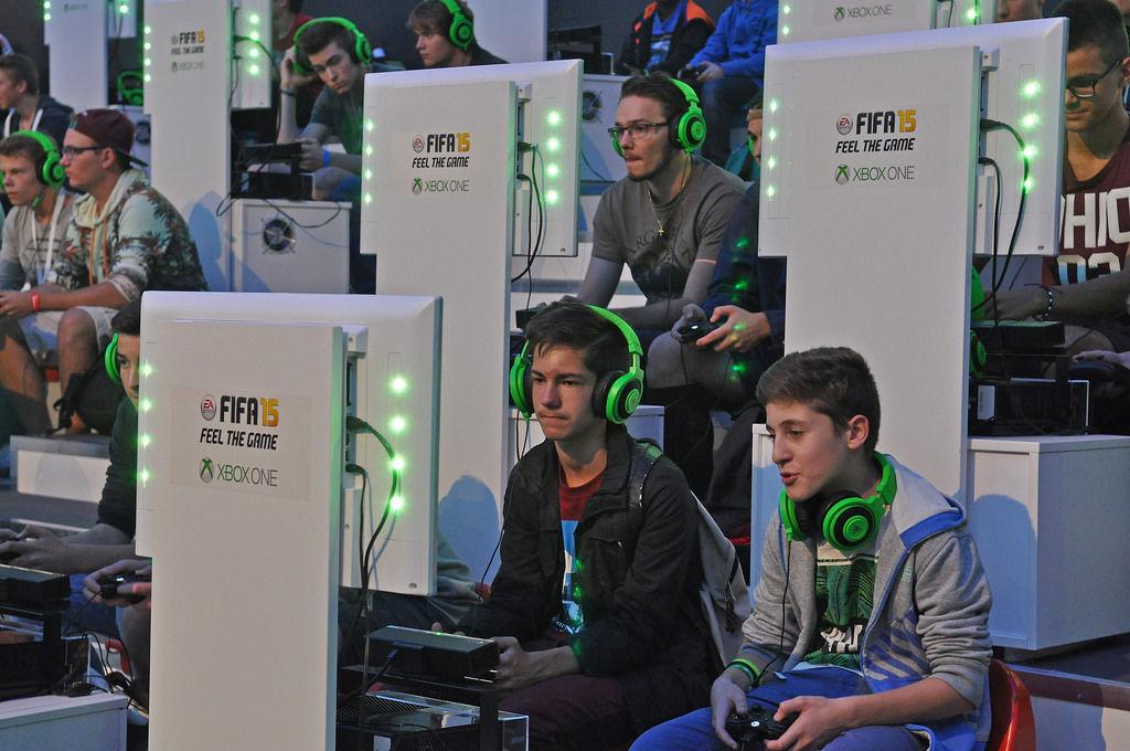 Fifa 15 @ Gamescom