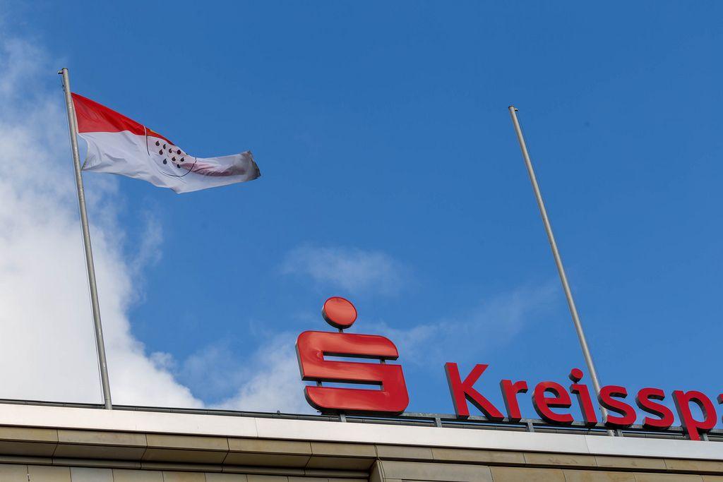Filiale der Sparkasse in Neustadt-Süd
