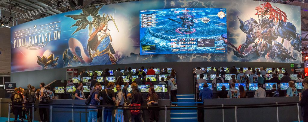 Final Fantasy XIV onlien Battle Challenge