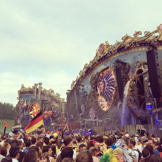 First day at #Tomorrowland was awesome #avicii #festival #belgium #boom #instapic #dreamville #music #dj