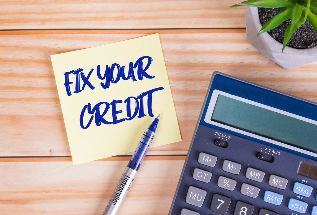 Fix your credit text on a sticky note
