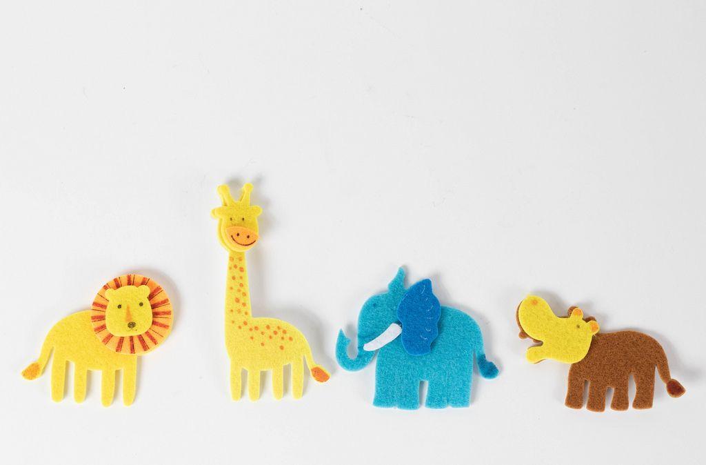 Flache Stofftiere Kinderspielzeug