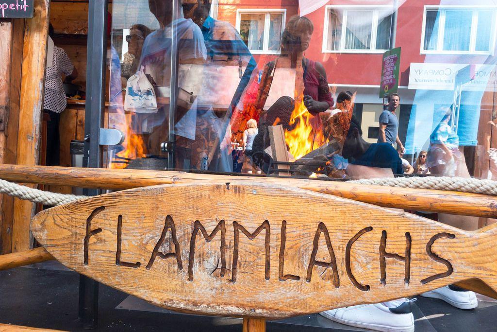 Flammlachs - Straßenfest, Köln