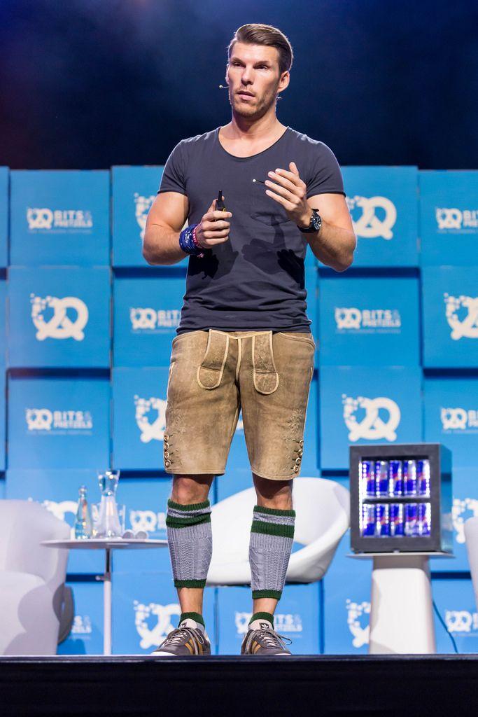 Florian Gschwandtner (CEO & Founder of runtastic)