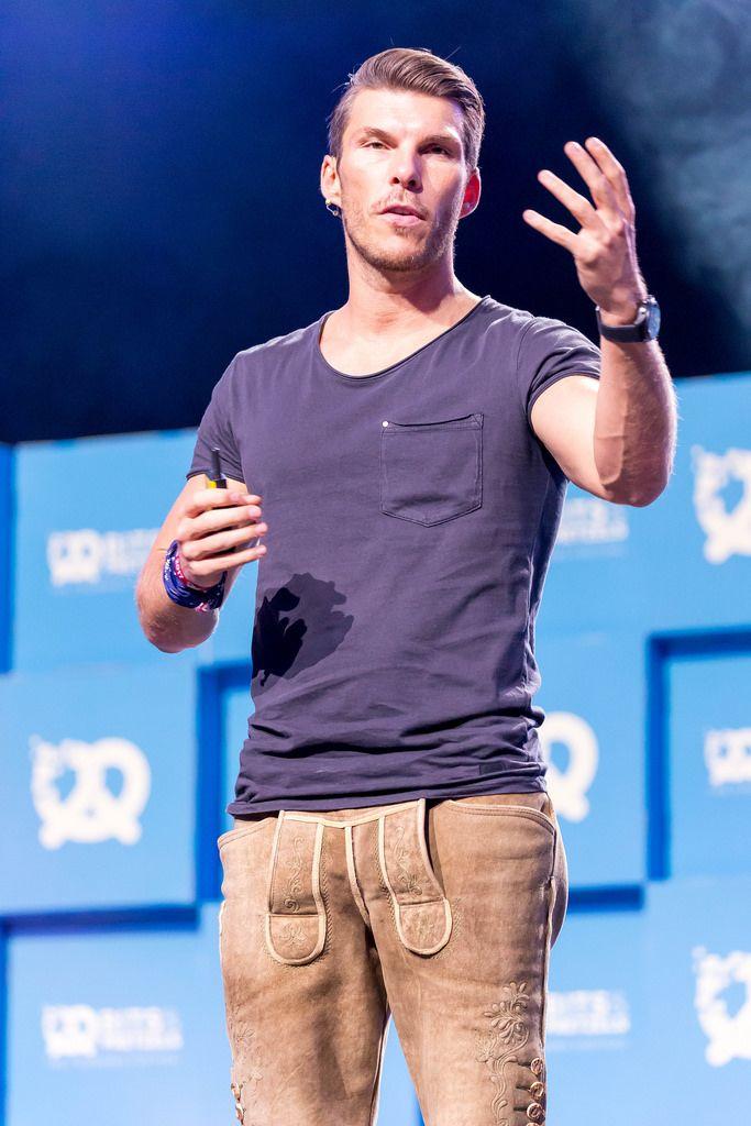 Florian Gschwandtner (Gründer und Geschäftsführer von Runtastic)