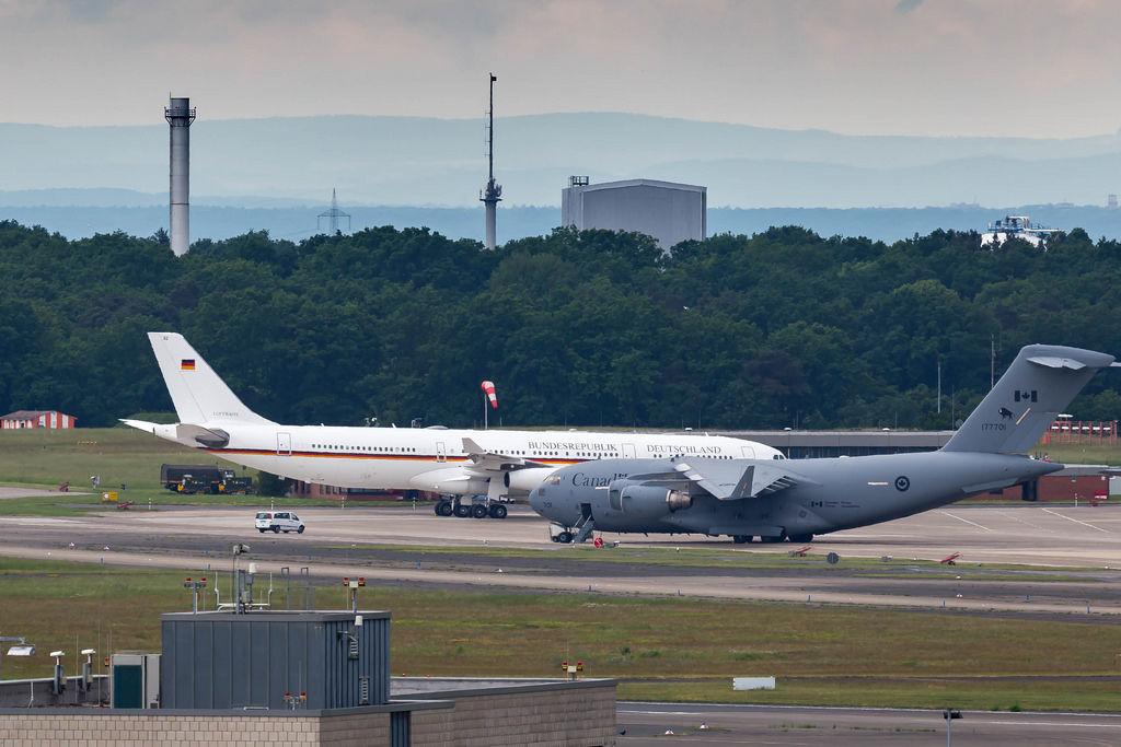 Flugzeug: Bundesrepublik Deutschland
