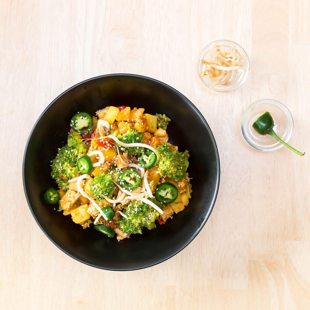 Food-Fotografie: Asiatische Küche