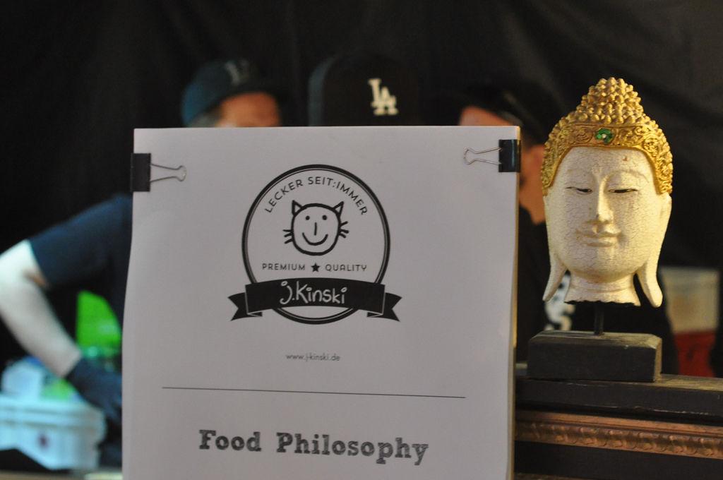 Food Philosophy auf Street Food Festival