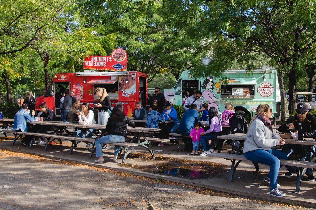 Food Truck in The Park  (Flip 2019)